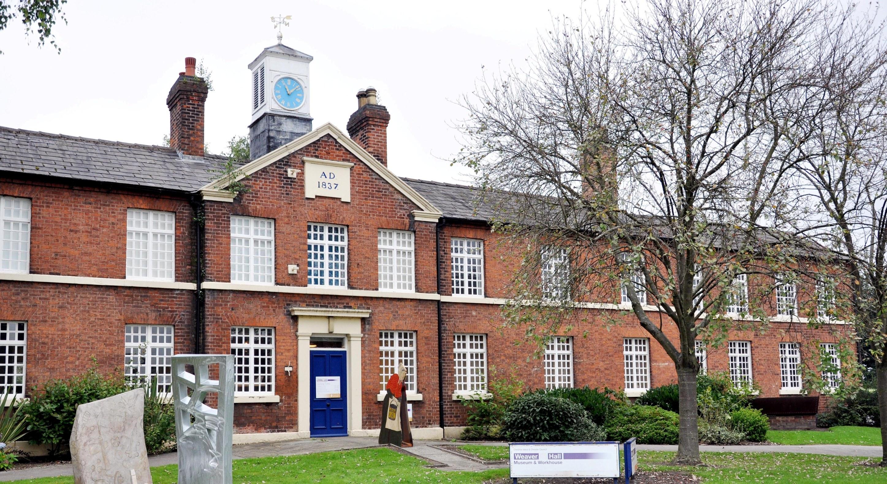 Weaver Hall Exterior
